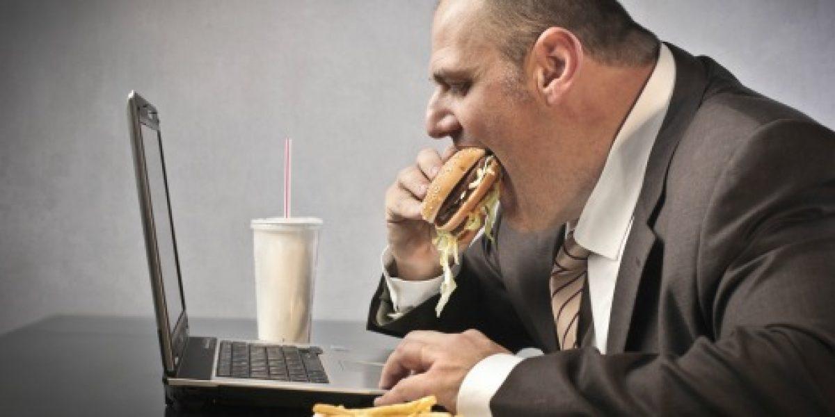 Comer saludable ayuda a trabajar mejor