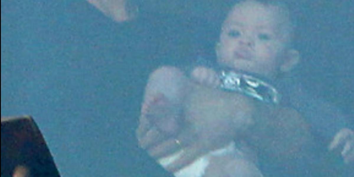 Este es el adorable bebé de Megan Fox