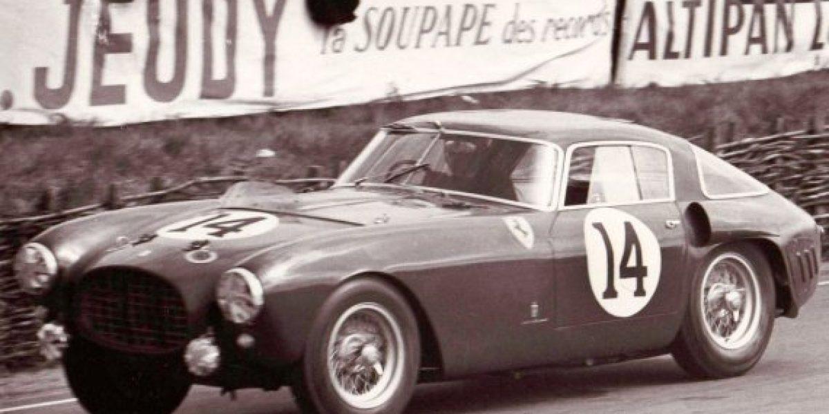Este Ferrari 340/375 MM será subastado