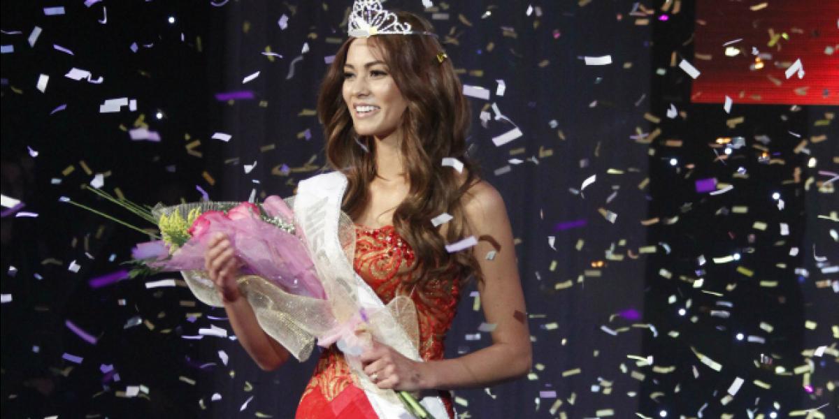 Miss Chile reveló quien es el padre de su hijo