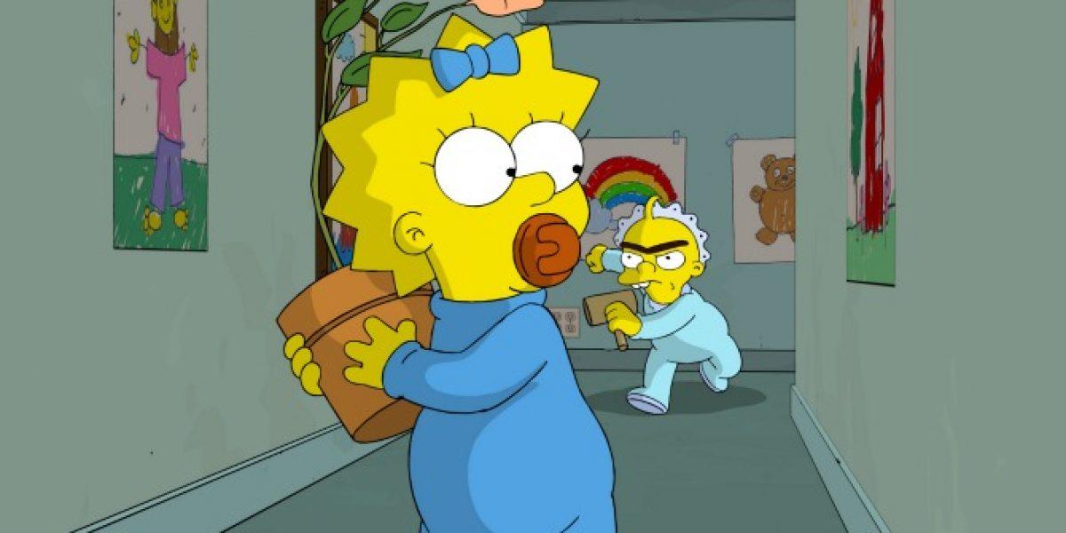 Este domingo estrenan corto de Los Simpson nominado a los Oscar:
