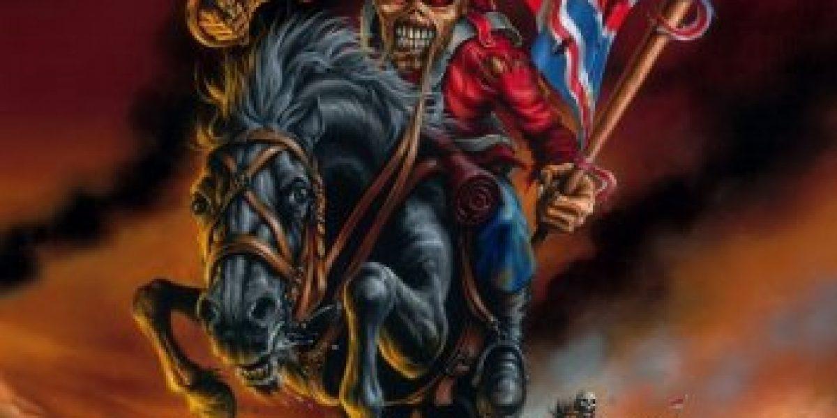 Concierto de Iron Maiden de 1988