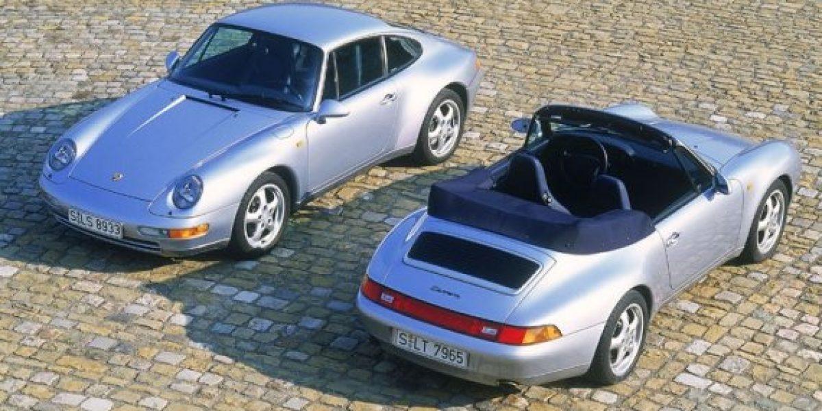 FOTOS: Así celebró Porsche los 50 años del 911