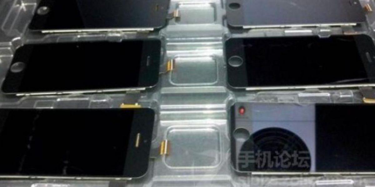 Filtran imágenes del que sería el iPhone 5S