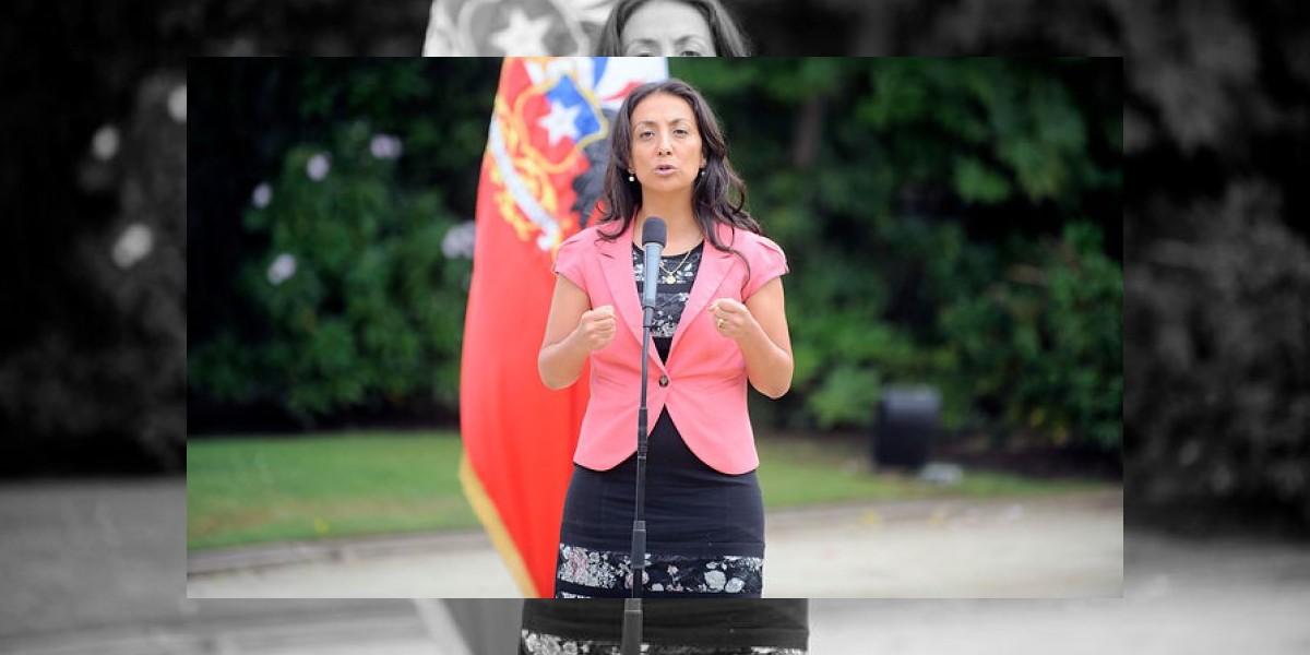 Vocera Cecilia Pérez descarta éxodo de funcionarios en último año de Piñera