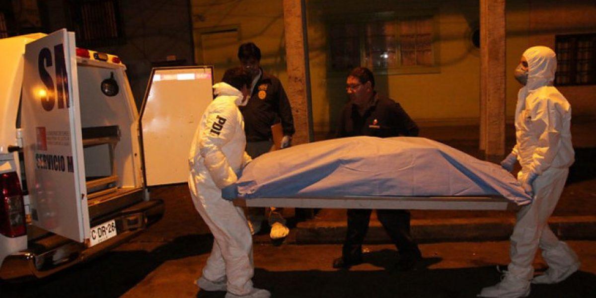 Encuentran cuerpo de mujer descuartizada en techo de una casa en Iquique