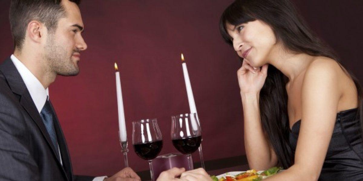 ¿Cena romántica? Aquí diferentes opciones y precios para todos los bolsillos