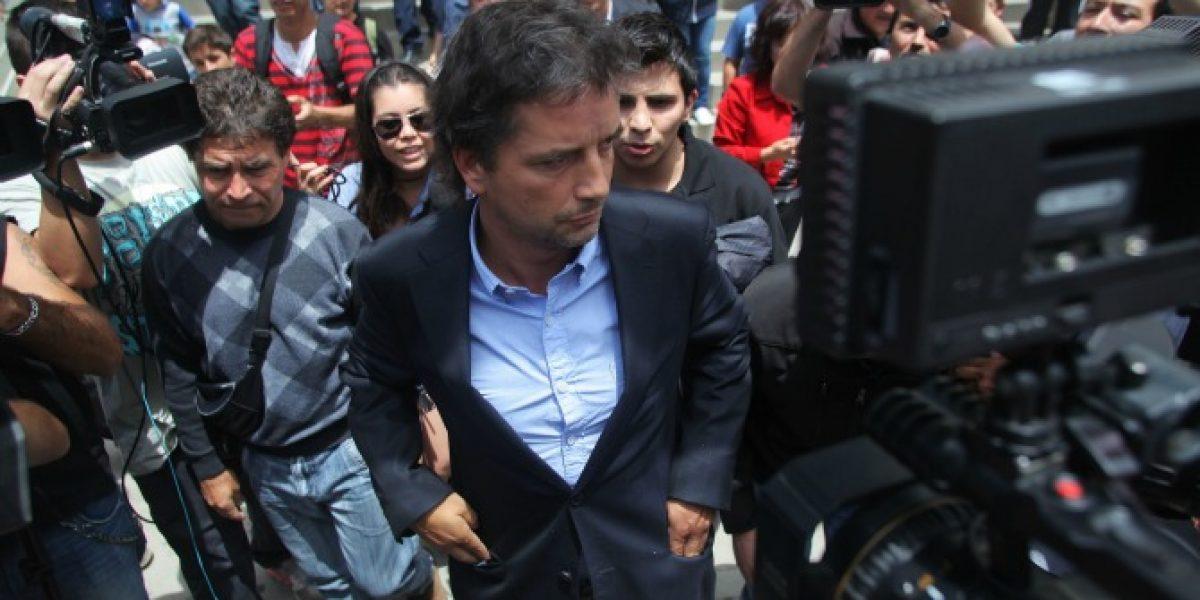 Justicia deja a Pablo Mackenna sin medidas cautelares