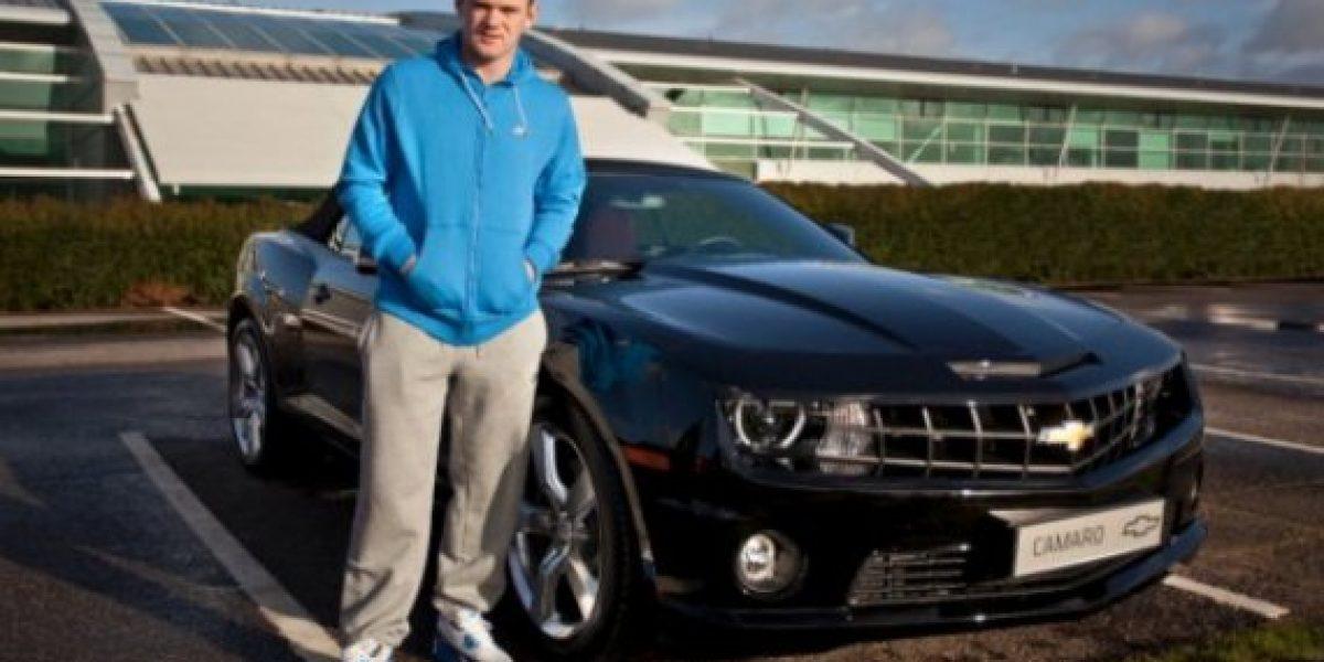 Los nuevos autos de los jugadores del Manchester United