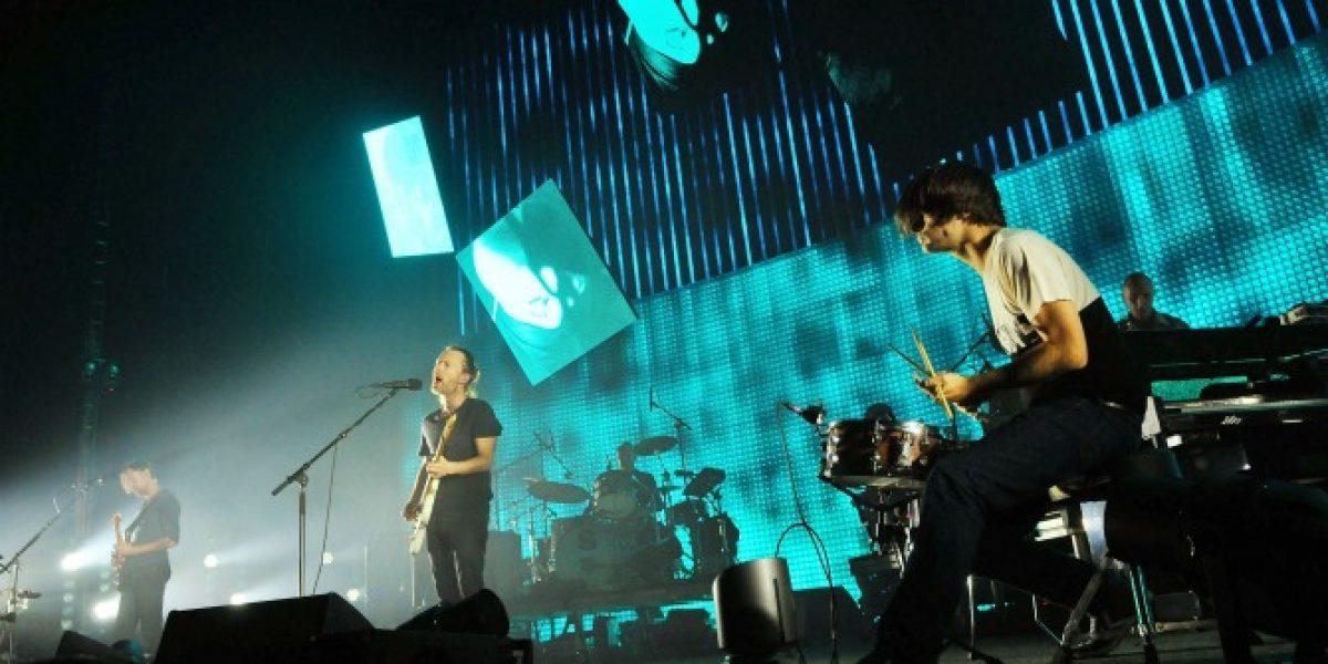 Radiohead iniciará la grabación de su nuevo disco en septiembre