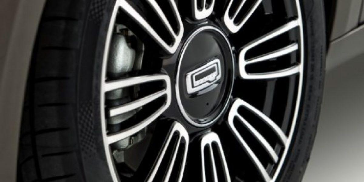 GINEBRA 2013: Las sorpresas de Qoros Auto