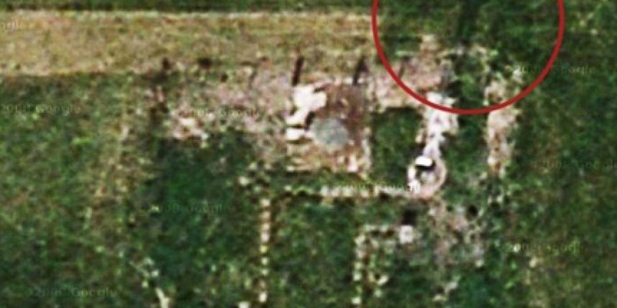 Británica descubre supuesto fantasma en Google Maps