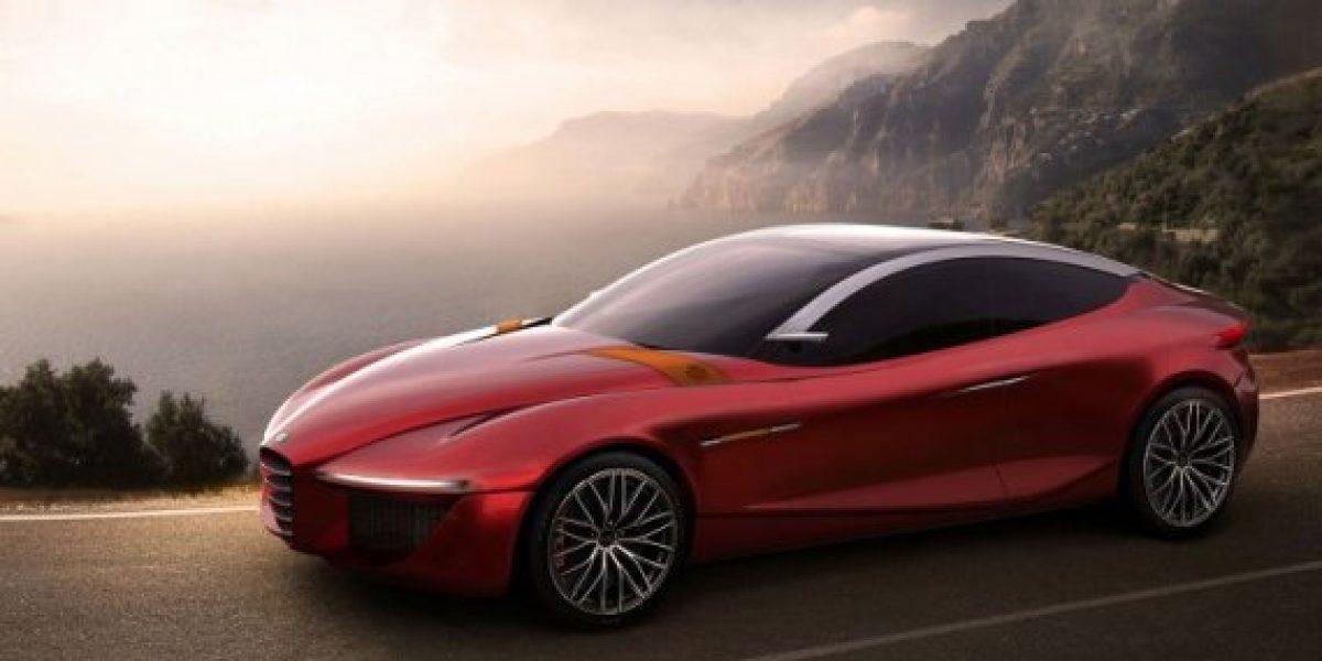 Salón de Ginebra 2013: Alfa Romeo Gloria Concept