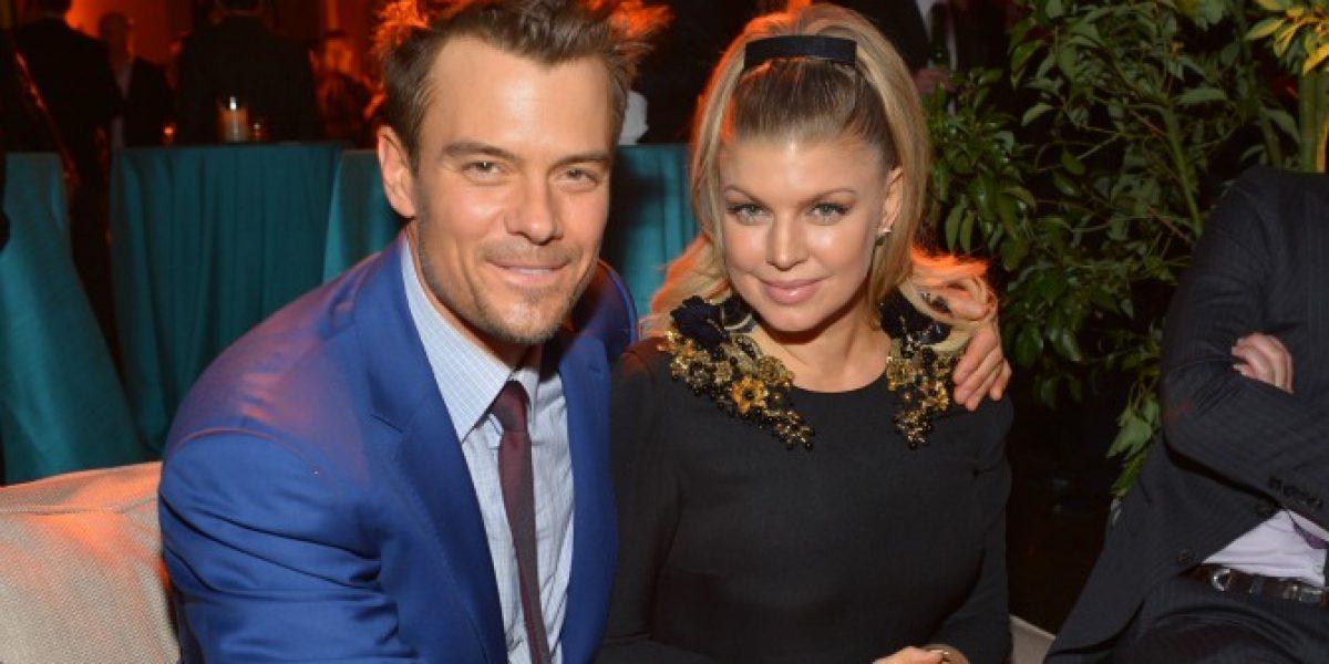 Fergie anunció que está embarazada y espera a su primer hijo