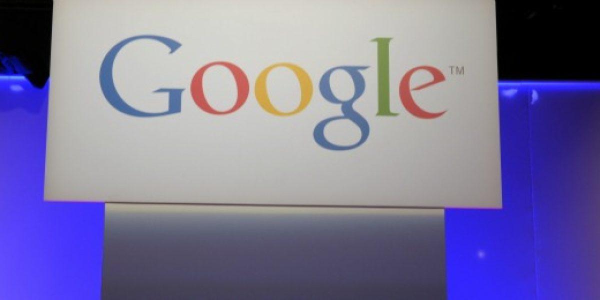 Acciones de Google superan por primera vez los US$800
