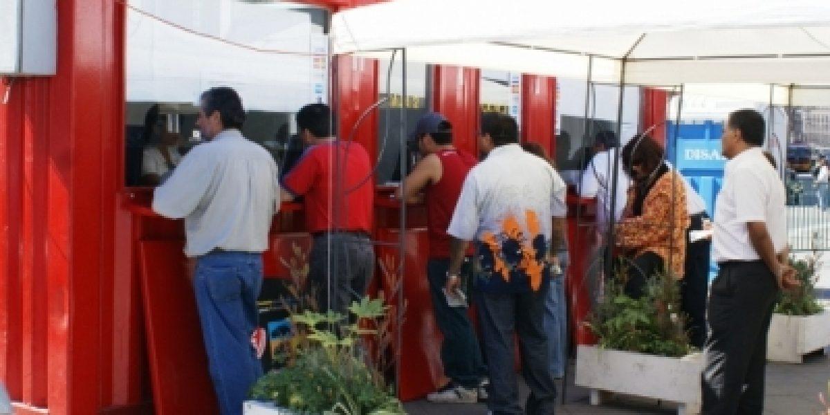 Concepción hace más expedito el trámite de permisos de circulación