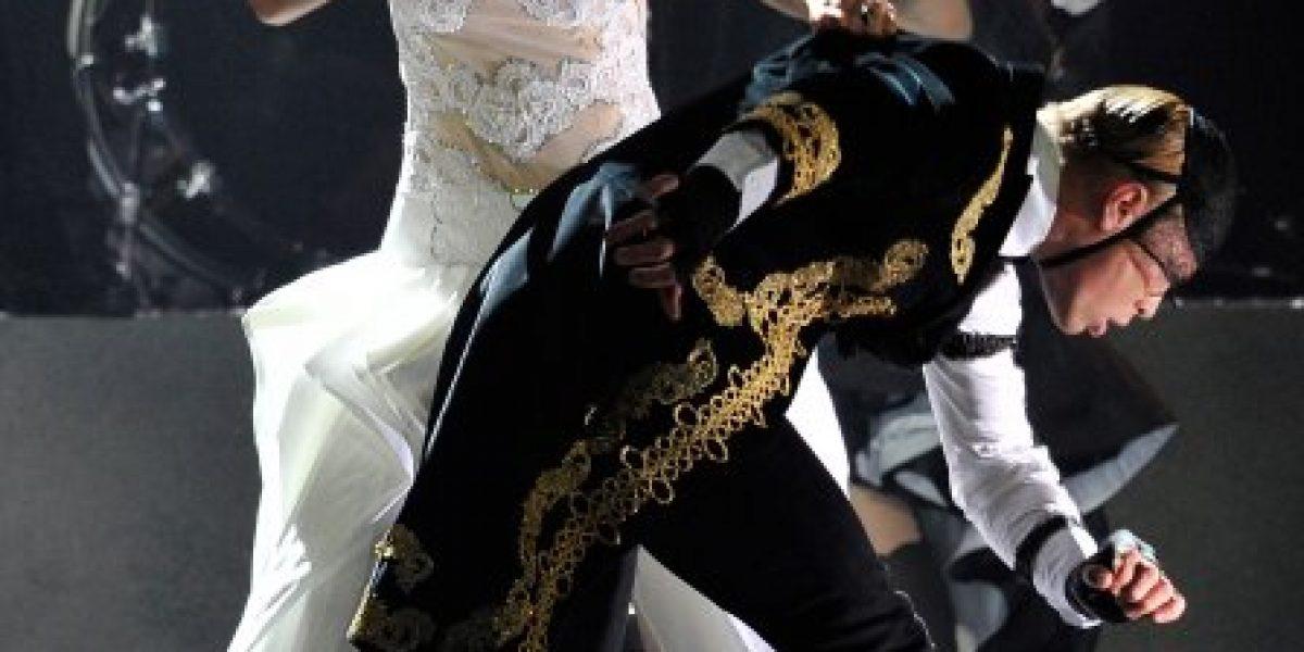 El esperado encuentro entre Taylor Swift y Harry Style en los Brit Awards 2013