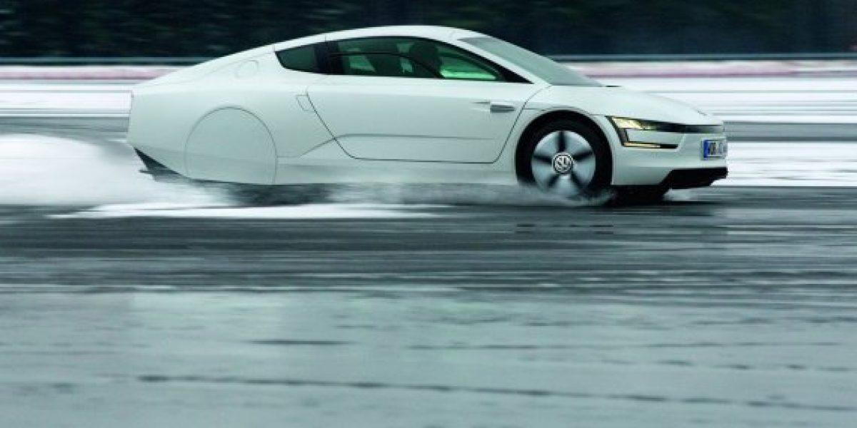 Volkswagen presenta al auto con mayor rendimiento del mundo