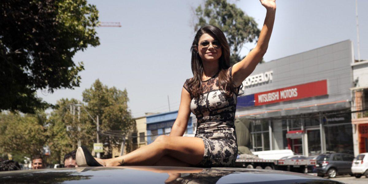Reina de Viña: Antonella Ríos promete
