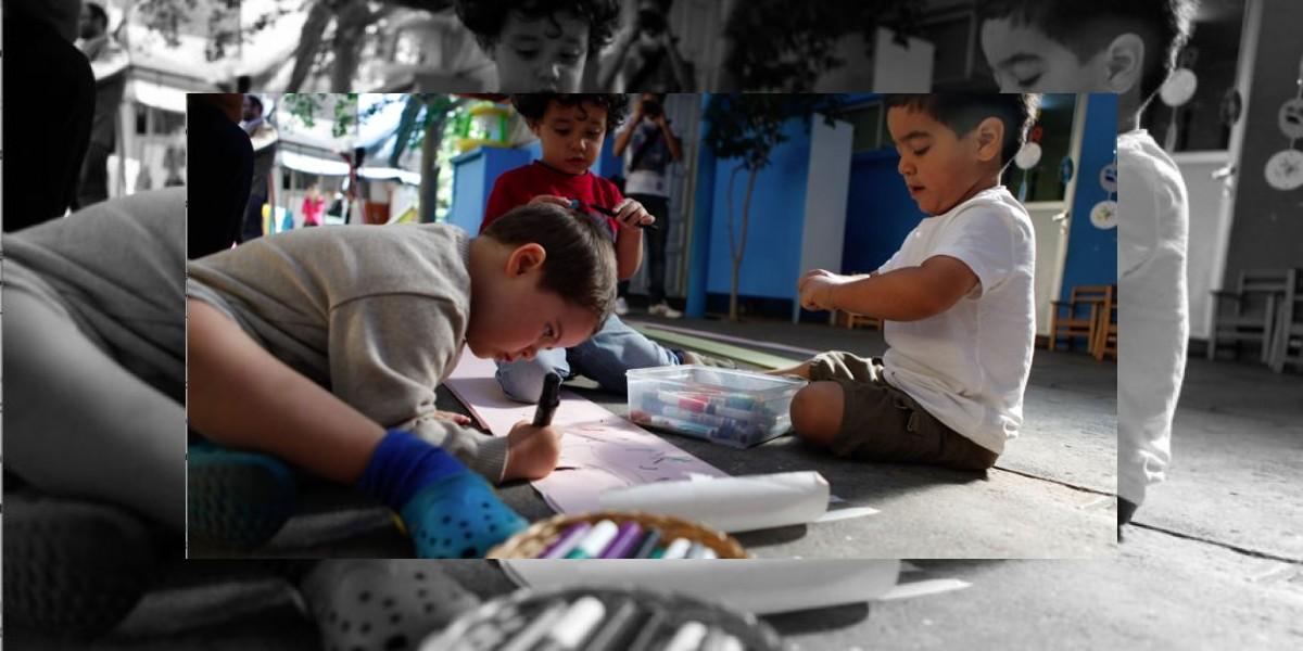 5 consejos para el primer día de Jardín Infantil