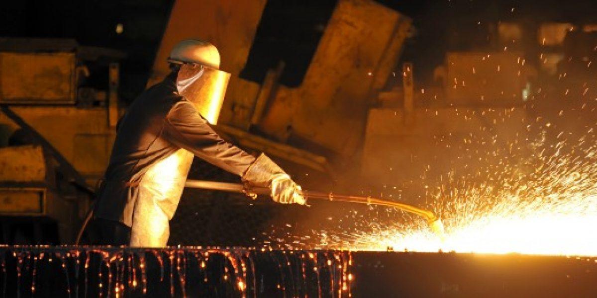 La Minería impulsa el alza de 0,8% del IPP de Industrias
