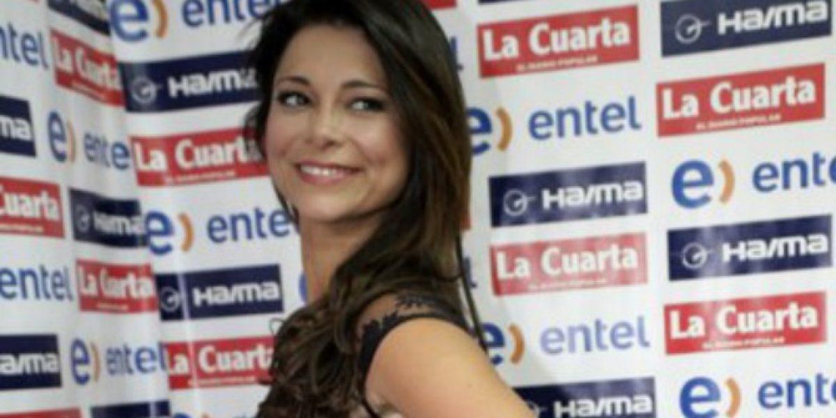 Así lucirá Antonella Ríos en la gala del Festival de Viña