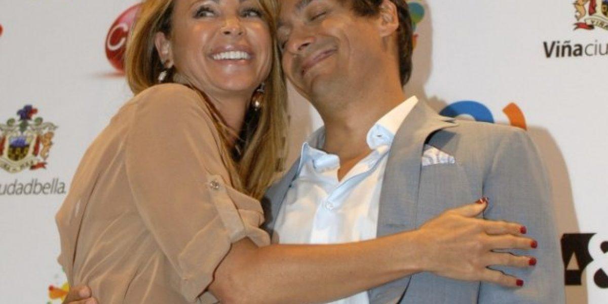 [INTRUSOS] ¿Rafa Araneda y Eva Gómez arreglaron sus conflictos?