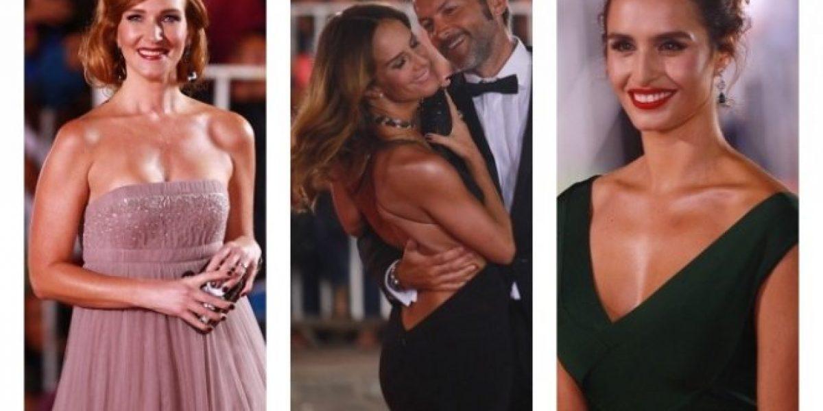 Las bellezas que deslumbraron en la Gala de Viña 2013