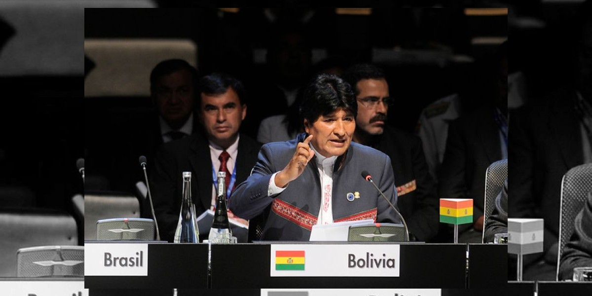 Evo Morales acusa a Piñera