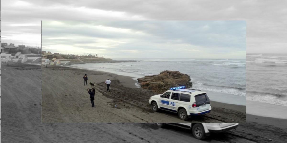 Joven muere atropellado por una lancha en Pichilemu