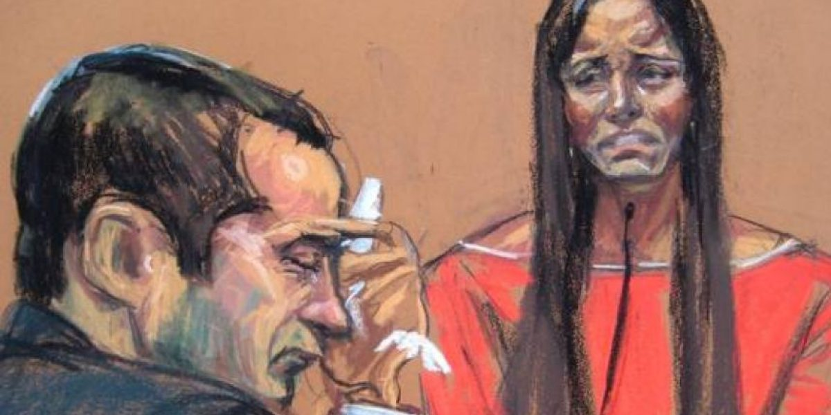 Esposa del policía acusado de canibalismo relata crudos episodios