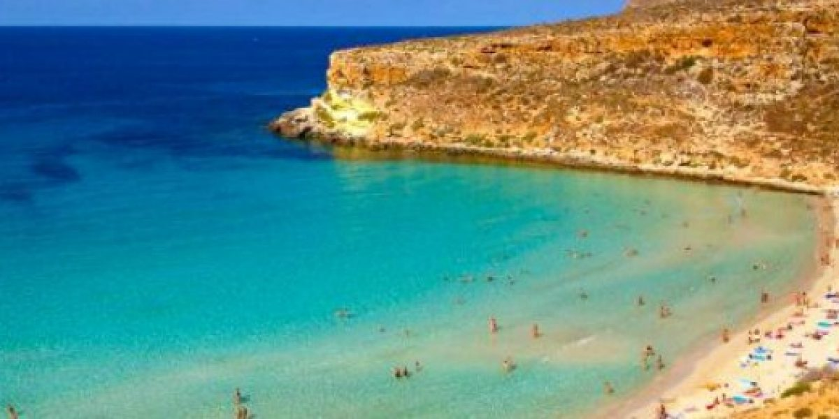 La mejor playa del mundo está en Italia, según turistas
