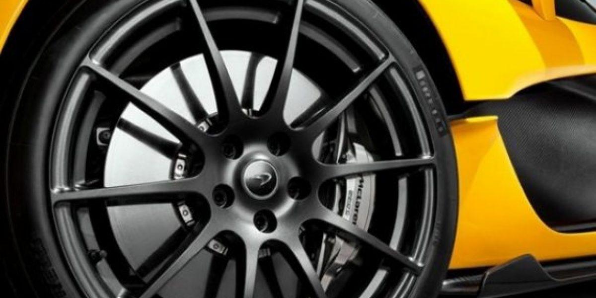 Salen fotos y cifras oficiales del McLaren P1