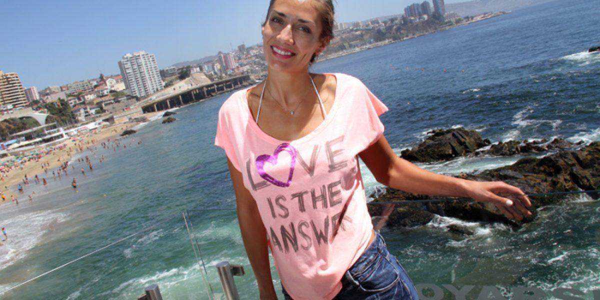Carolina de Moras: Estoy en rebeldía con las críticas