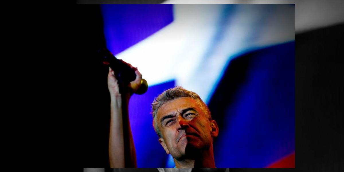 Concurso Cerrado: Último concierto de Jorge González en Chile