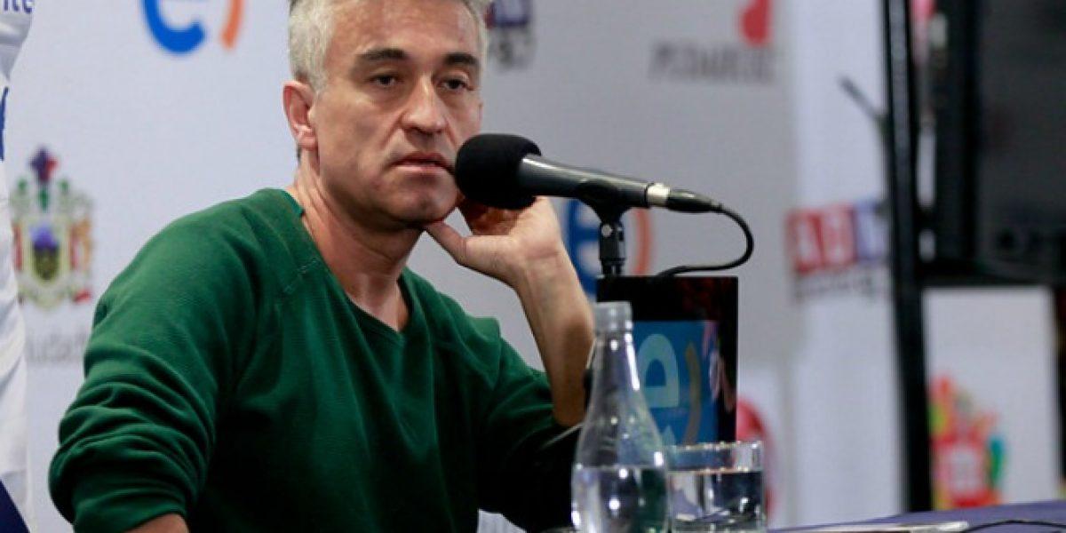 Jorge González ácido: