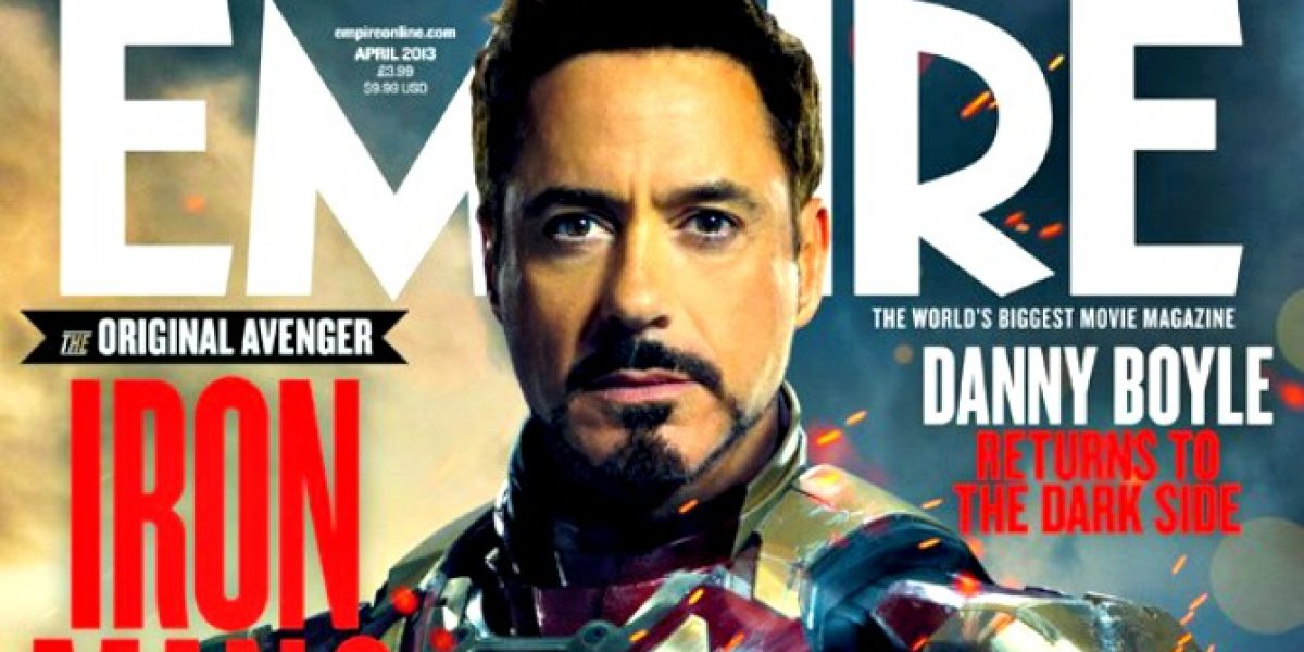 Filtran Póster de Iron Man 3 antes de su estreno