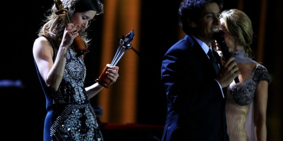 Fran Valenzuela se consagra en Viña 2013