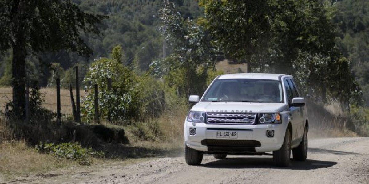 Llega a Chile nuevo Land Rover Freelander II