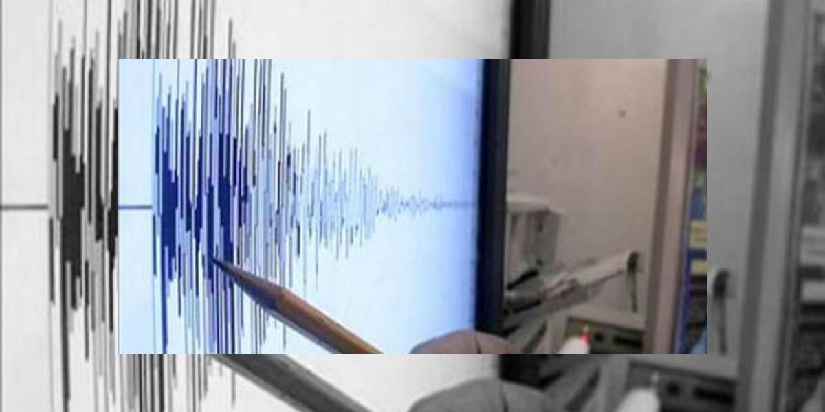 Sismo de 4.2 Richter se percibió en la Región de Valparaíso