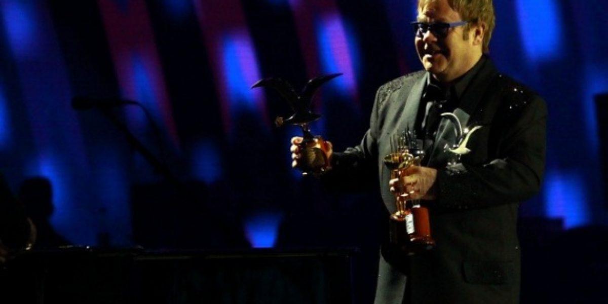 La Quinta se rindió ante la clase y el talento de Sir Elton John