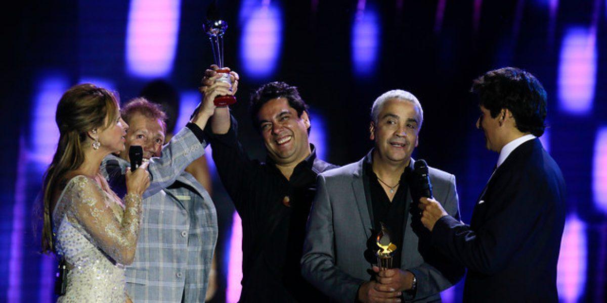 La extraña entrega de los premios de Memo Bunke en Viña