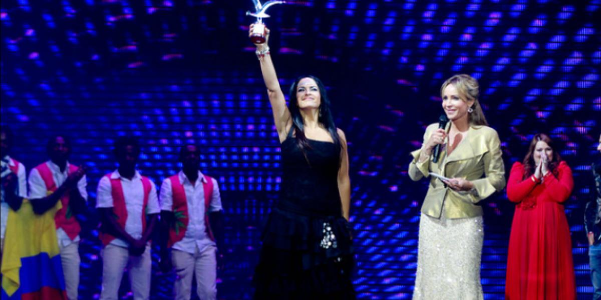 Paula Herrera, ganadora chilena en folklore: