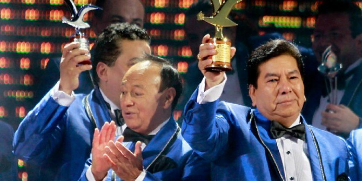 La Sonora Tommy Rey hizo bailar a la Quinta y se llevó todos los premios