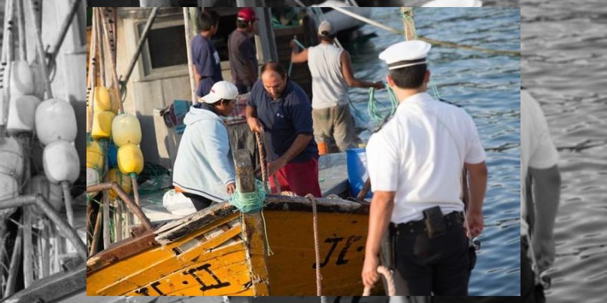 Embarcaciones peruanas en territorio chileno arriesgan multas de hasta 2 millones