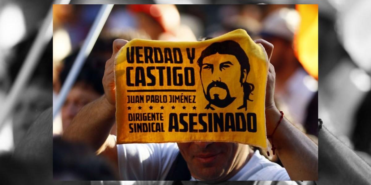 En carta a Piñera, familia de J.P. Jiménez protesta por maltrato de Carabineros durante marcha