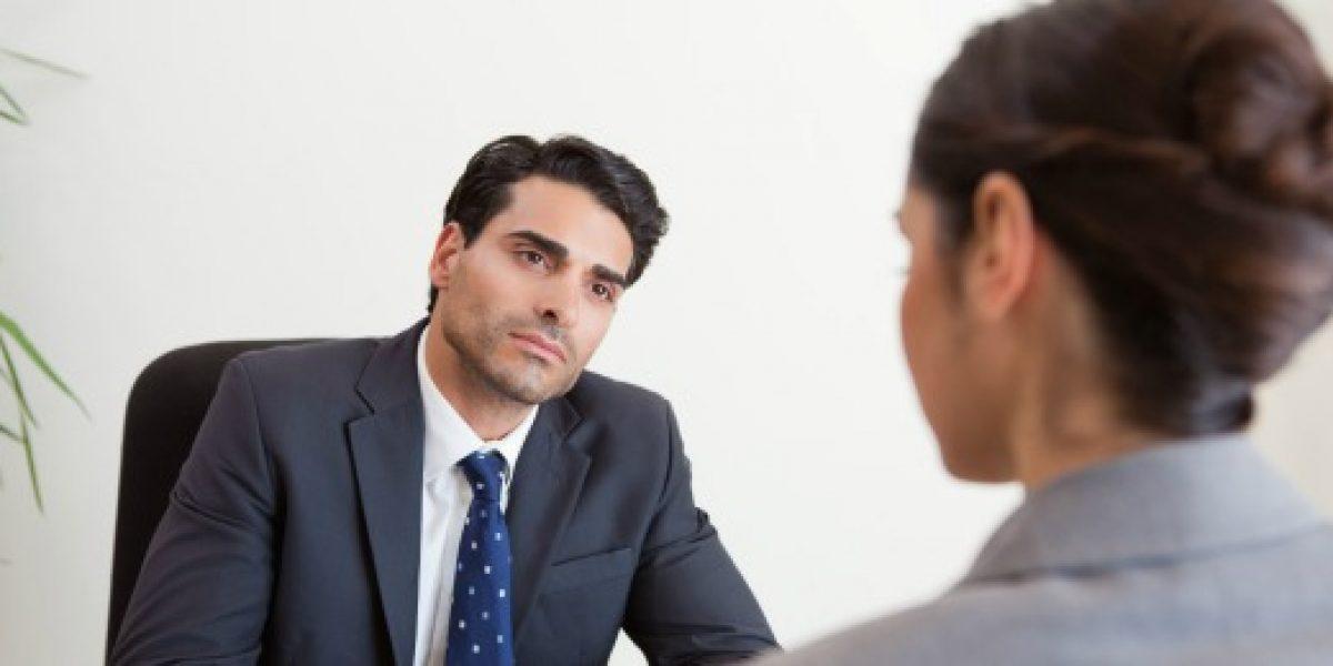 Preguntas a evitar en la primera entrevista de trabajo