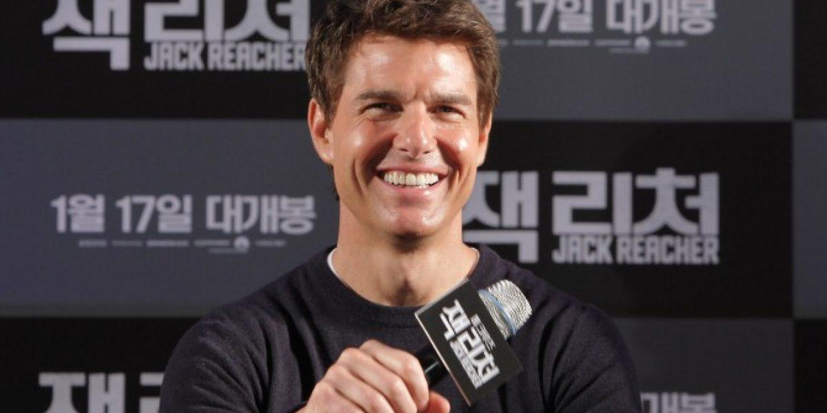 El paso de Tom Cruise por el seminario: Quería ser cura