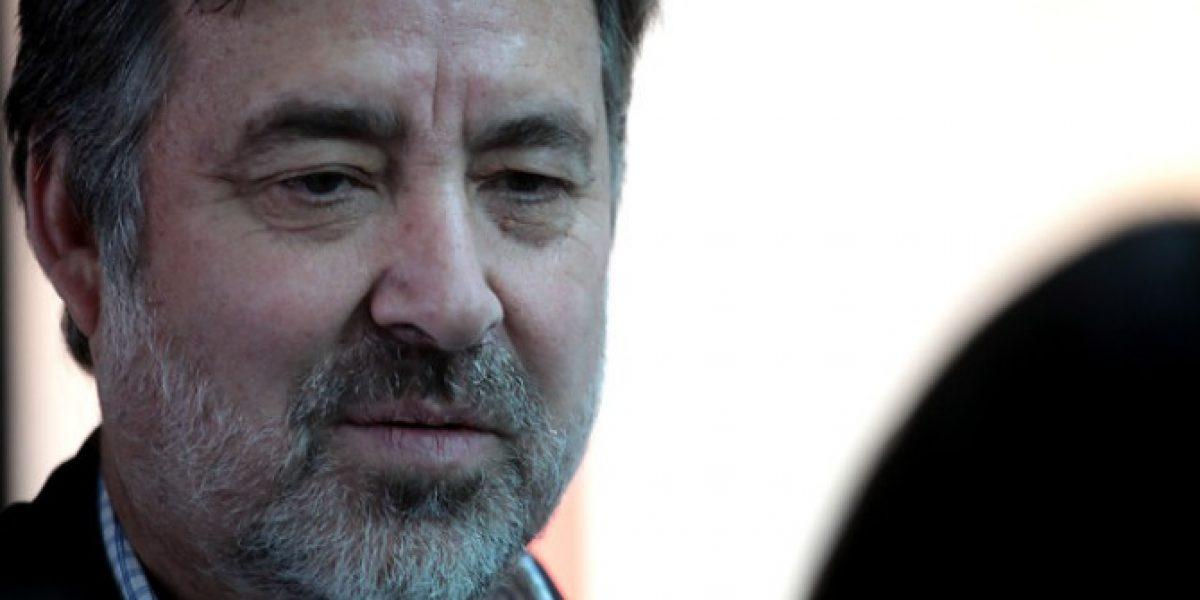 Alejandro Guillier se va de La Red para dedicarse a su candidatura al Senado