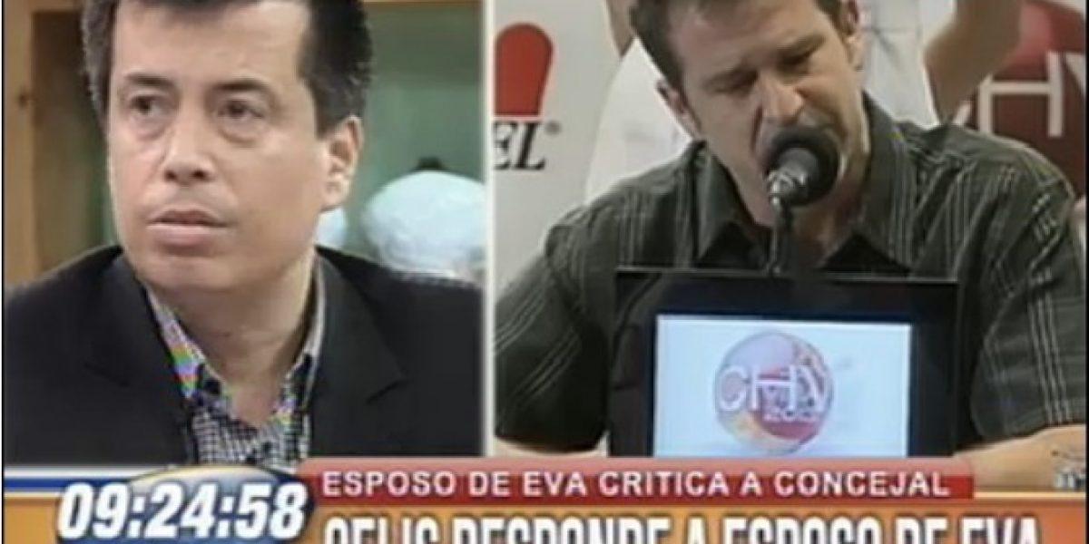 Concejal Celis por Pablo Morales en BDAT: